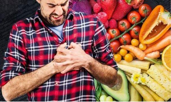 Врачи назвали пищу, которая предотвратит инфаркт миокарда