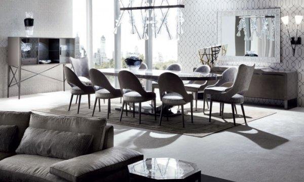 Самые популярные фабрики мебели для гостиных из Италии