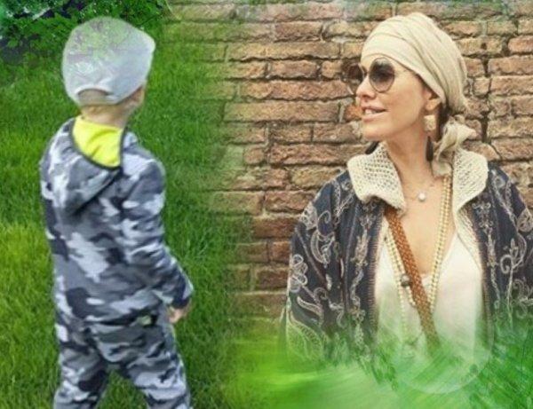 «Выходная мать-кукушка» - фанаты обвинили Собчак в «плохом» воспитании сына