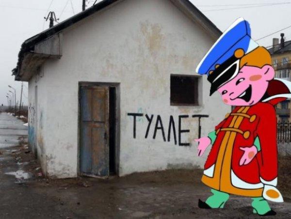 Без комплексов: Ростовчане шокированы туалетами в местных школах