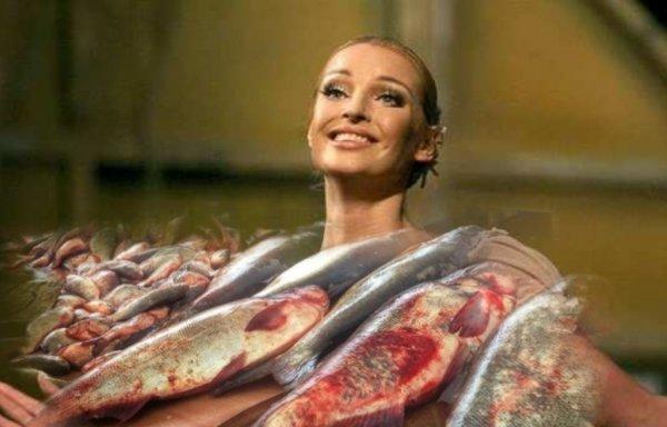 «Смыли образ торговки рыбой» – Фанаты восхитились «скромным» видом Волочковой