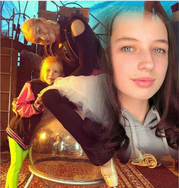 Ариша больше не нужна? Анастасия Волочкова нашла себе новую «дочь»