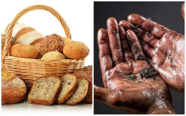 «А подростки катаются в них с ногами»: Покупатель «Магнита» возмутилась тем, как доставляют хлеб в магазин