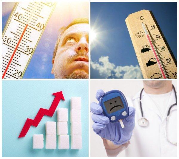 Глобальное потепление станет причиной новой вспышки диабета – медики