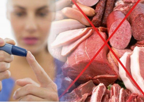 Опасен каждый приём пищи: Мясная диета способствует развитию диабета — медики