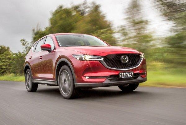 «Красив, но не всегда практичен»: Минусы нового Mazda CX-5 2018 рскрыл блогер