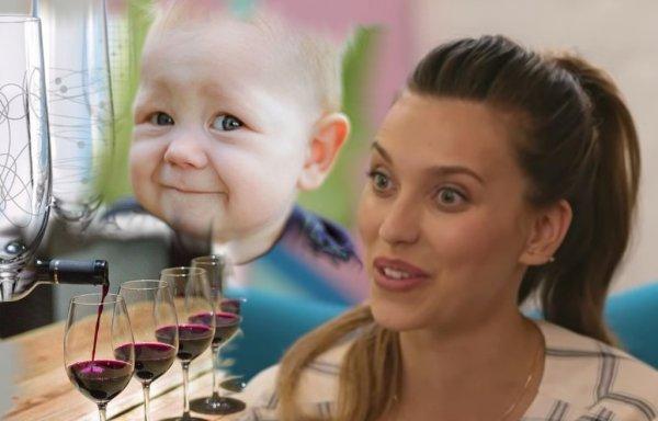«Чертовски» алкогольное материнство. Тодоренко спивается из-за маленького ребёнка?