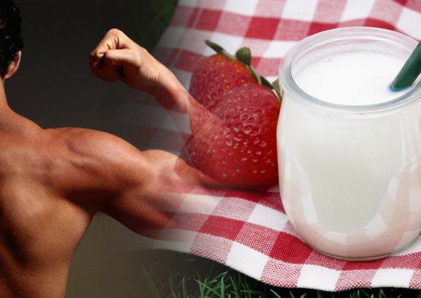 Конкурент Виагры? Йогурт назвали главным «хранителем» мужского здоровья