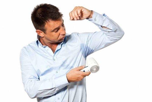 Лучше вспотеть, чем умереть! Дезодоранты вызывают бесплодие и рак