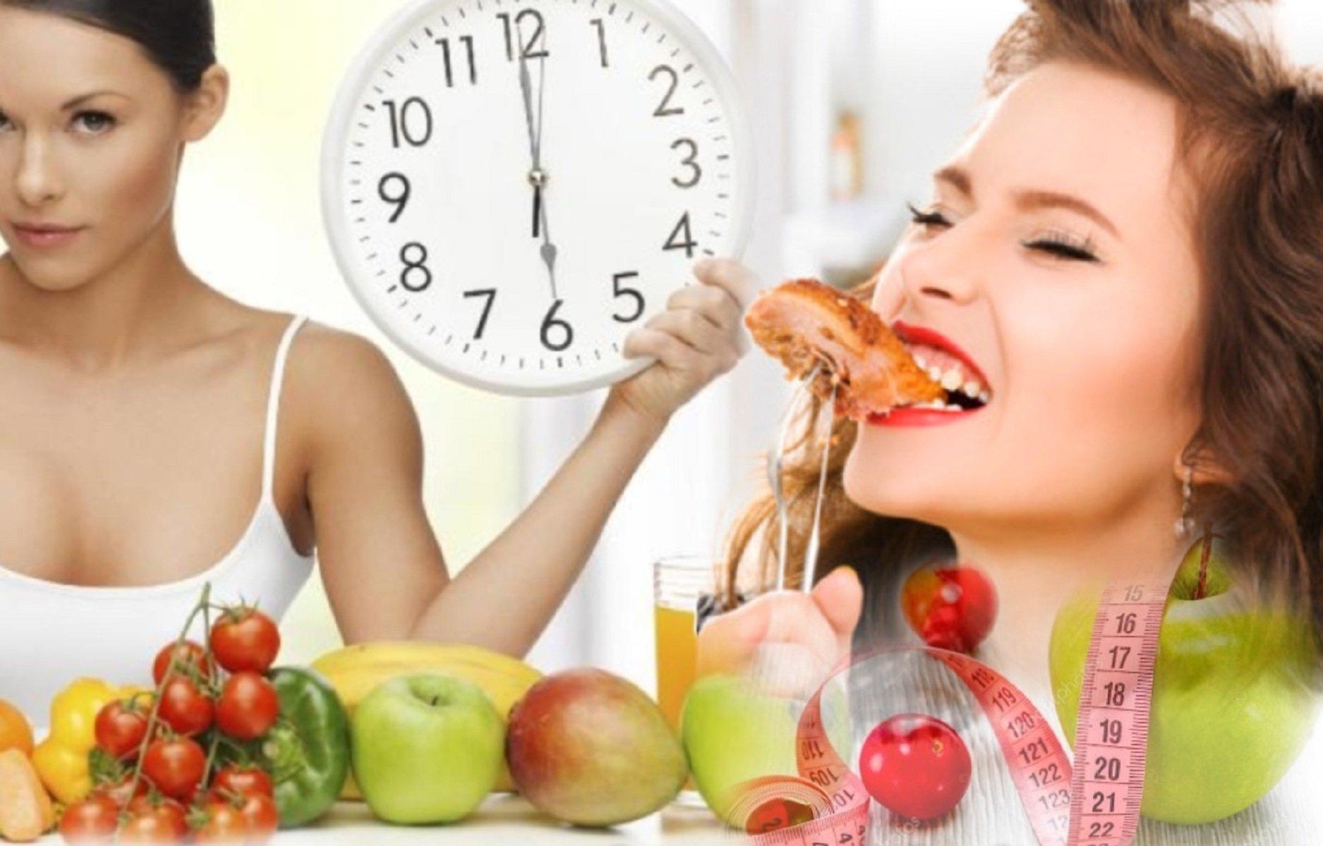 О растительной диете для женщины