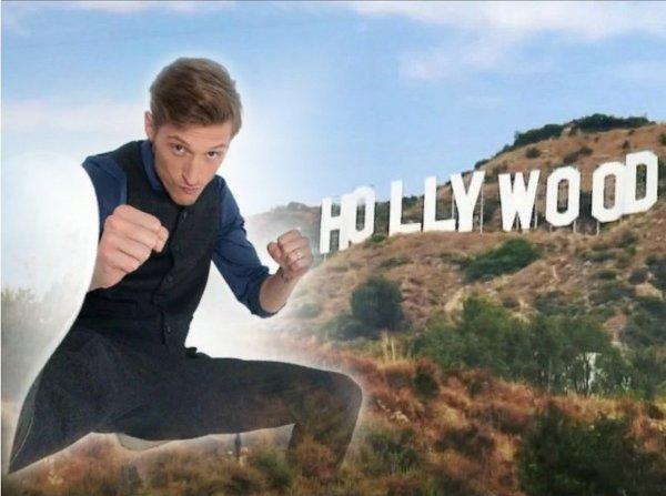 Из «плоского» комика в голливудского Рэмбо. Павел Воля переедет в США ради карьеры в кино