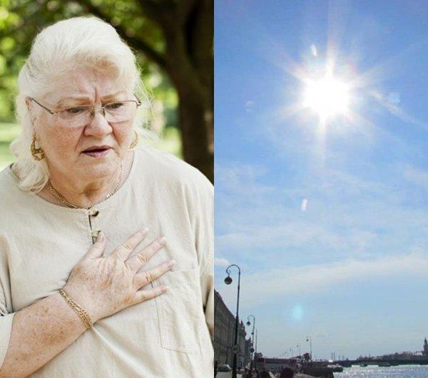 Старики в зоне риска: Как защитить пожилых родителей от жары