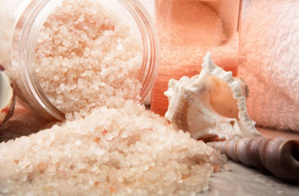 Сгорит до тла. Соль эффективно борется с целлюлитом