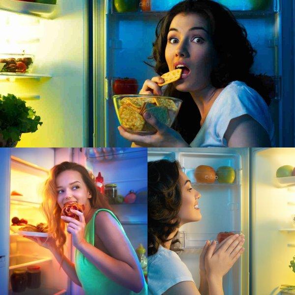 Диетологи: некоторые продукты можно есть на ночь