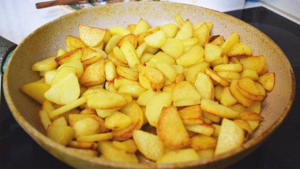 Гвоздь программы. Быстрое повышение потенции связано с картофелем
