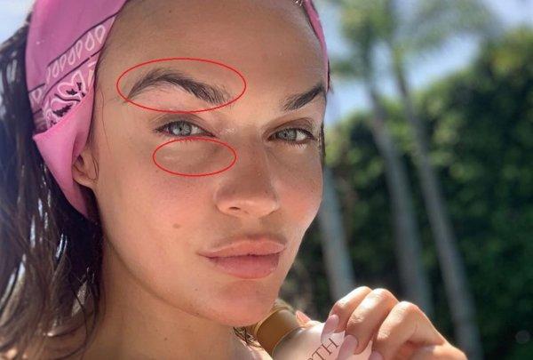 Заросли на лице, круги под глазами: Водонаева запустила свой внешний вид