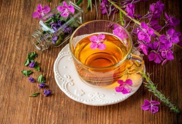 Иван-чай – возбуждаться начинай. Травяной напиток повышает потенцию