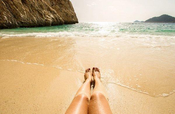 Песочный пилинг назвали главным борцом с целлюлитом - Гладкая кожа за 10 дней