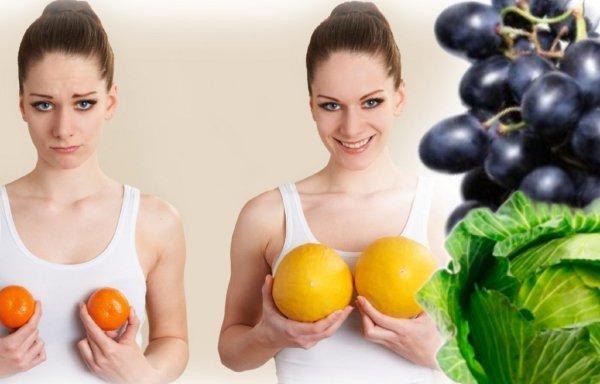 «Мало капусты ела»: ТОП-3 продукта помогут увеличить грудь – медики