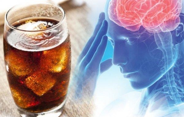 Газировка – здоровья воровка: Прохладные летние напитки вызывают инсульт