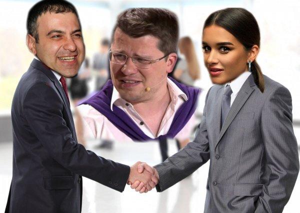 Оккупирует ТНТ? Бородина пытается «подсидеть» Харламова в Comedy Club