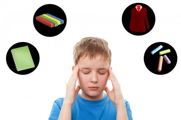 Названы ТОП-5 причин, почему у ребёнка возникает аллергия на школу
