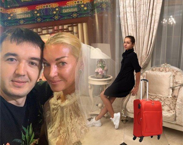 Вычеркнула мать из жизни. Дочь Волочковой готовится сбежать из страны