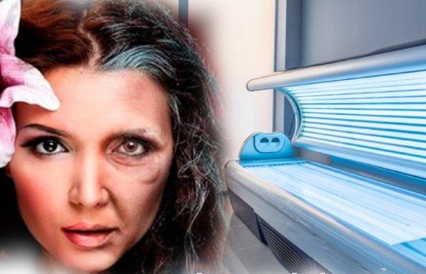 Солнечный гроб: Американская модель показала ужасающие последствия солярия