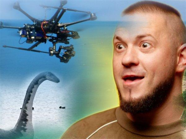 Сосатели жизни всплыли: Во Владивостоке дрон снял «Лох-Несское чудовище»