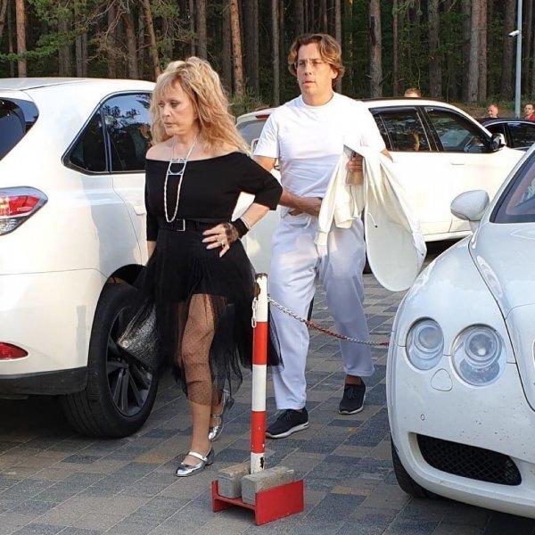 Надоело плясать под дудку Примадонны: Галкин «сбежал» в Голливуд