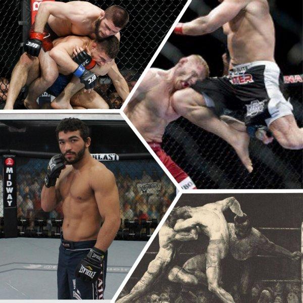 Коленом по яйцам: Патрисио Фрейре знает, как избавить UFC от нудного партерщика Хабиба