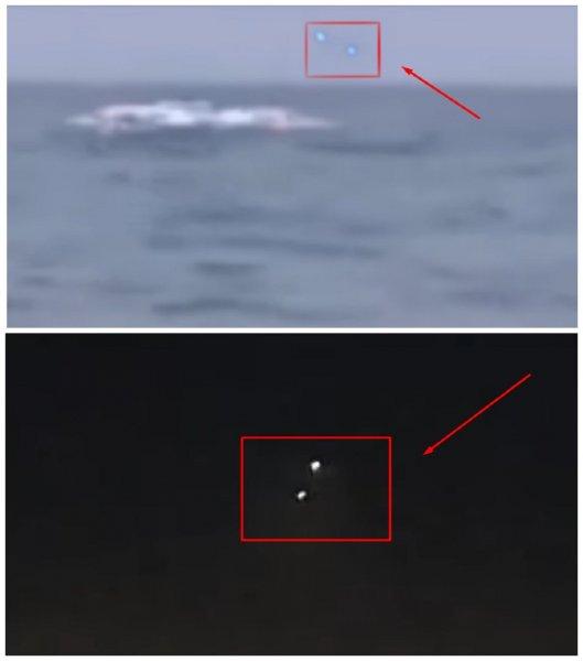 «Своих не бросают»: Одесские НЛО были замечены во время спасательной операции