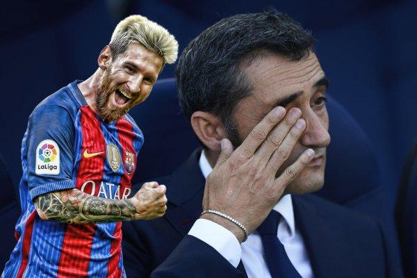 Месси не против: Боссы «Барселоны» намекнули команде, как «уволить» Вальверде