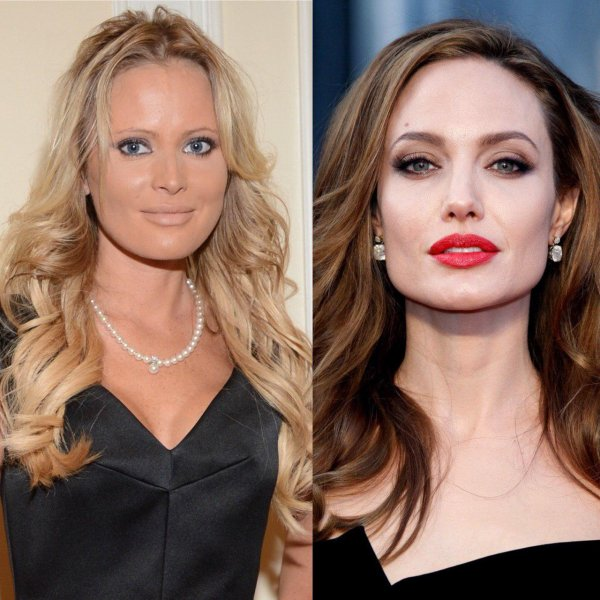 Метит в актрисы! Дана Борисова сравнила себя с Анджелиной Джоли