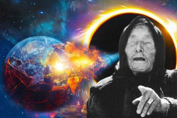 Ванга всё знала: Чёрная дыра поглотит Солнце и Землю