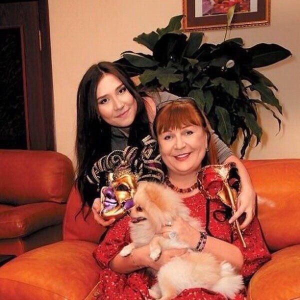 Татьяна Кравченко: биография, личная жизнь, семья, муж, дети — фото