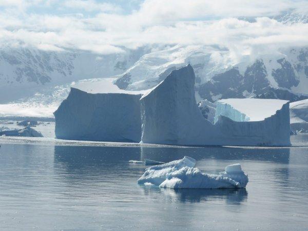 Радиация из Антарктиды погубит человечество