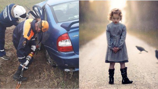 Маленькая девочка-призрак: видят все, но психологи отрицают очевидное