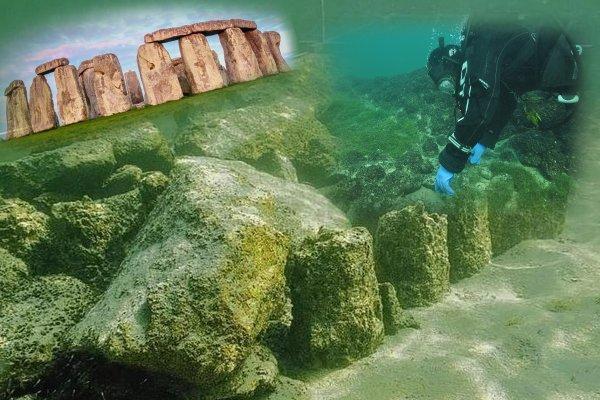 В Боденском озере обнаружили подводный Стоунхендж