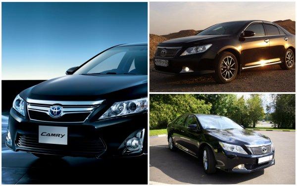 «В отличном техническом состоянии»: Блогер рассказал про максимальную комплектацию Toyota Camry V50