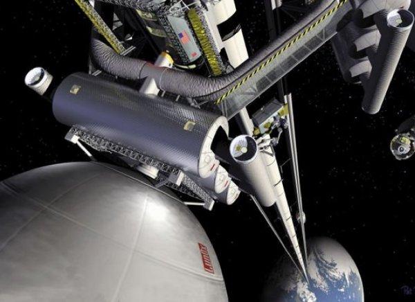 Лифт в небо: Учёные готовят опасный проект «Вавилонской» башни