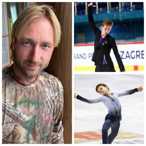Недетские игры: Самсонов и Мозалёв поспорят за звание «нового Плющенко»