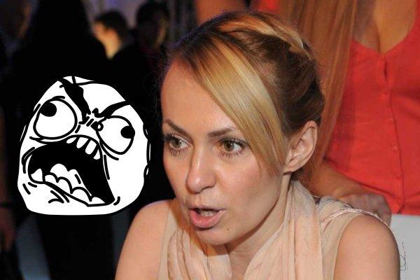 «У Вас явные отклонения» - Рудковская взбесилась из-за нападок на сына в сети