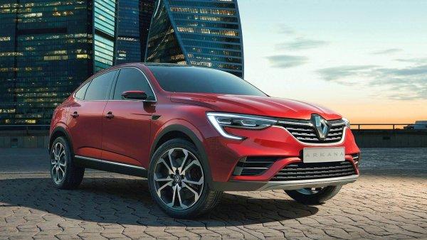 «Какие бабки, такие и тапки»: Автомобилист рассказал о проблемах Renault Arkana с пробегом
