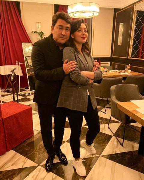 Пока муж дома, Марина Кравец проводит «прекрасный вечер» с Мусагалиевым
