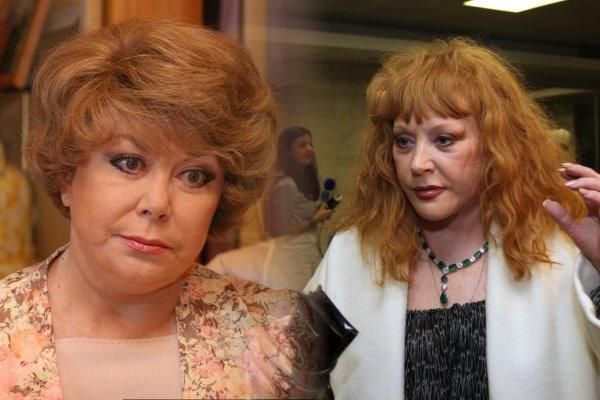 Пугачева VS Пьеха: 82-летняя Эдита выглядит «свежее» 70-летней Аллы