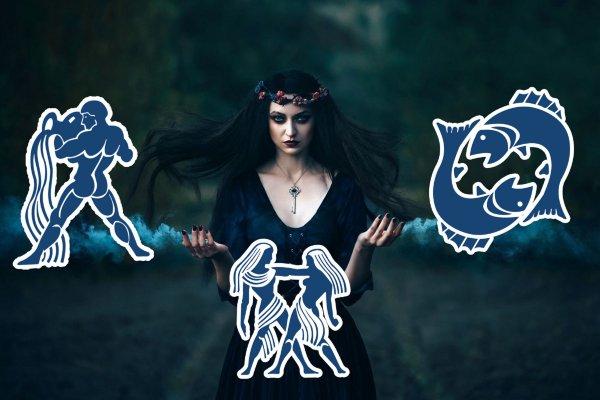 Под знаком ведьм: Три Зодиака с врождённым колдовским даром - астрологи