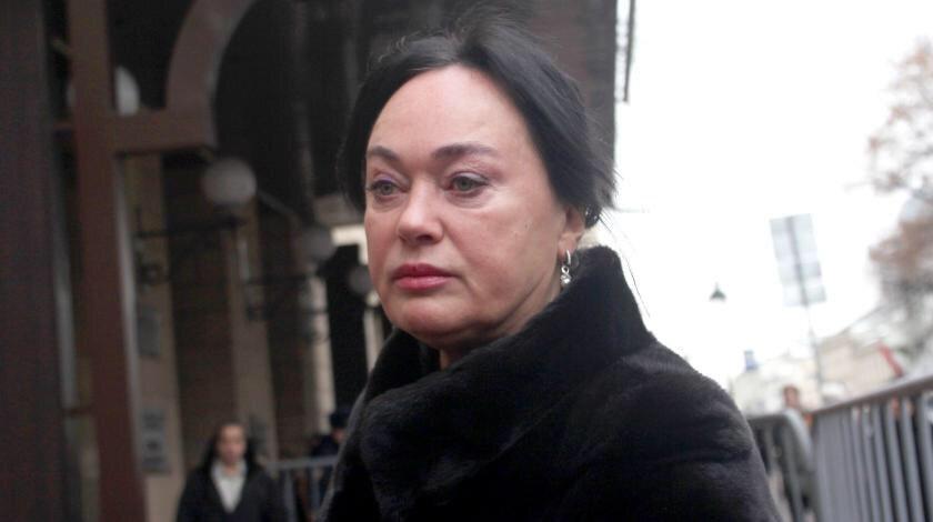 Дочь Ларисы Гузеевой поведала  о 2-х  опухолях, которые унее нашли