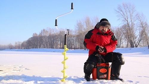 Рыболовные наколенники для зимней рыбалки