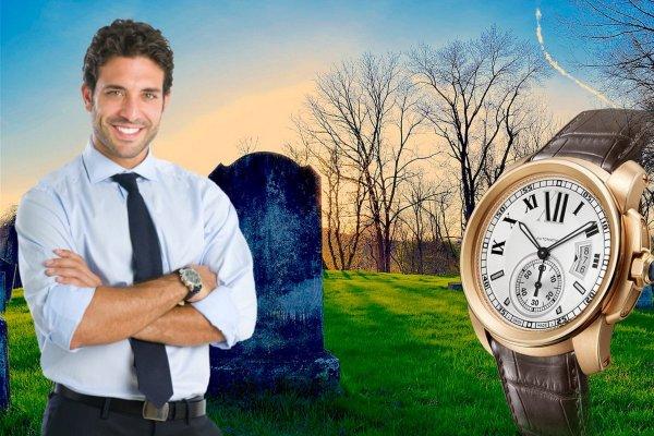 Дедушкины часы – Как носить вещи умерших?